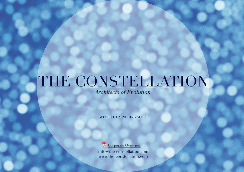 THE CONSTELLATION - Architects of Evolution